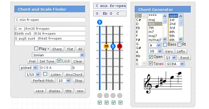 Banjo : 4 string banjo chords 4 String Banjo plus 4 String Banjo ...